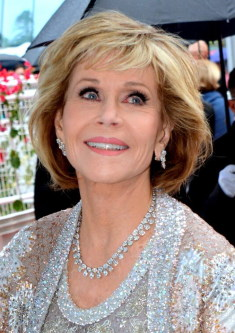 Jane Fonda  / Author : Georges Biard 05-2018 / CC BY-SA (https://creativecommons.org/licenses/by-sa/3.0)