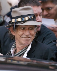 Keith Richards / Author : Siebbi / CC BY-SA (https://creativecommons.org/licenses/by-sa/3.0)