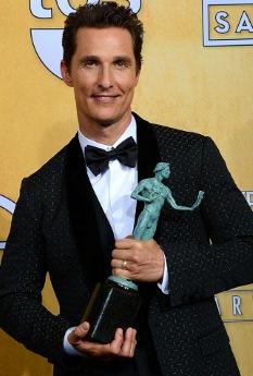 Focus Astro célébrités : Matthew McConaughey