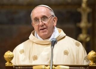 Focus Astro célébrités : Le pape François