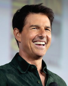Tom Cruise / Author : Gage Skidmore / CC BY-SA (https://creativecommons.org/licenses/by-sa/3.0)
