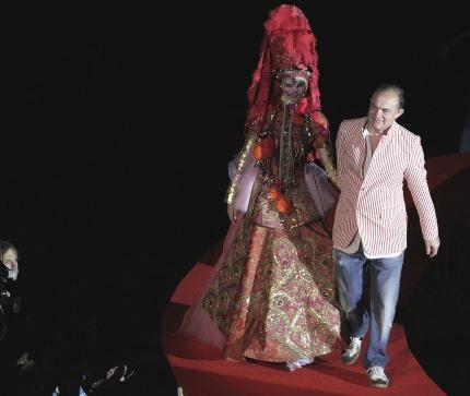 La Haute couture : un domaine professionnel Balance