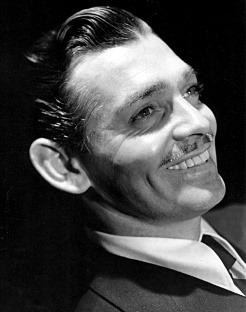 Clark Gable, un Verseau avec une dominante Capricorne