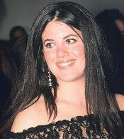 Monica LEWINSKY, une ancienne amie de Bill CLINTON