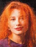 Tori Amos, née Myra Ellen, surdouée, fille d'un père méthodiste, est tombée dans le Rock and Roll à l'âge de 13 ans; elle vogue de succès en succès depuis 91, date de sa tournée en Angleterre. Comme beaucoup de chanteurs, le signe du Lion est valorisé dans son thème, avec la belle conjonction Soleil Vénus, bien soutenu par Jupiter en 5 (créativité)