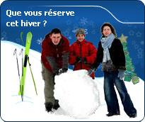 Prévisions détaillées : hiver