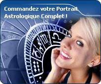 Votre portrait astrologique détaillé