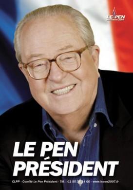 Jean-Marie Le Pen doute rarement de ses chances de l'emporter