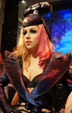 Lady Gaga, une Bélier célèbre