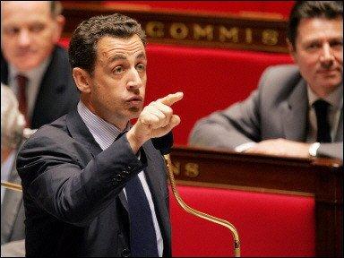 Nicolas Sarkozy bataille pour ses idées, rien n'est facile