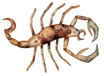 Le climat vu par le Scorpion, l'Ascendant Scorpion, la dominante planétaire Pluton ou la maison VIII chargée