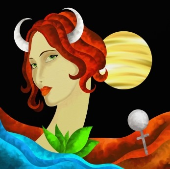 Quelle mode pour le Taureau, l'Ascendant Taureau, la dominante planétaire Vénus ou la maison II chargée