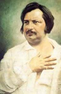 Un exemple de physique Neptunien pour Balzac