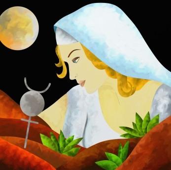Quelle mode pour la Vierge, l'Ascendant Vierge, la dominante planétaire Mercure ou la maison VI chargée